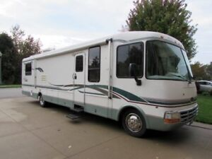 1999 Rexhall Aerbus motorhome for sale.