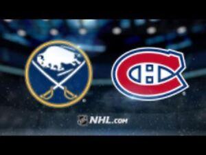 Billet de hockey
