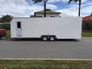 Toy Haulers, Race Car & Go Kart Trailers West Perth Perth City Area Preview