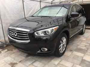 2013 Infiniti JX VUS Fully Equipped