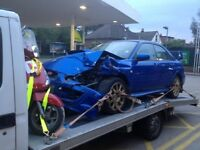 Scrap Car Removal in Preston & Blackpool, Boats Motorcycles . Unwanted Vehicle collection.