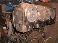 1971 -  73  Mustang  Engine  Parts