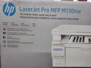 BRAND NEW SEAL HP Laser Jet Wireless All-In-One Printer for w