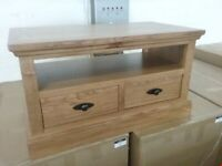f256498d6c7 BRAND NEW BOXED WHITFORD SOLID OAK COFFEE TABLE (can be use as a tv stand
