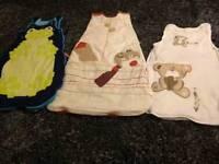 Baby Grow Bags/Sleeping Bags (0-6 months)