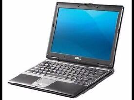 Dell Latitude D410 (Win7x32) Ultra Mobile Laptop