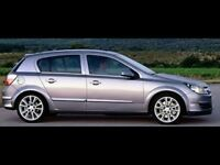 Vauxhall Astra elite top spec