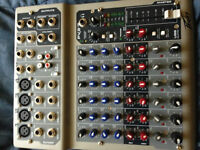 PV 8 Channel Mixer