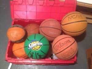 USED BASKETBALLS FOR SALE