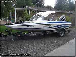 Used 2009 Stratos Boat Co 476 Fish&Ski