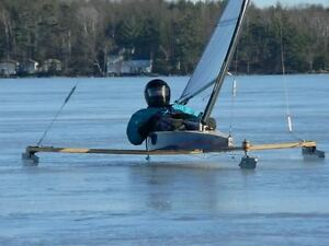 Looking to buy: DN Iceboat, Ice boat, Ice Yacht, Iceyacht