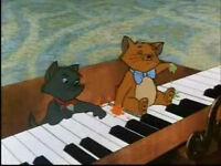 Cours de piano!