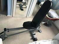 Commercial heavy duty weight bench for sale