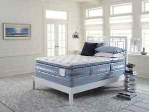 Brand NEW, QUEEN PILLOW TOP MATTRESS. ONLY 3 Available.