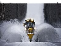 EXPERIENCED LOADER & BOBCAT OPERATER FOR SNOW REMOVAL SERVICE
