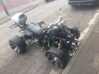 Spy racing quad 350cc F1