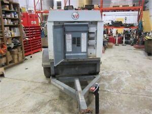 2010 WACKER G25 Generator