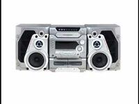 Panasonic SA AK 47 hi-fi hifi stereo system