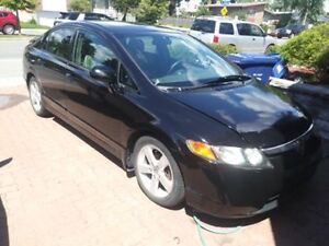 2006 Honda Civic power windows Sedan