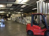 LOW COST SECURE WAREHOUSE STORAGE AVAILABLE PORTSMOUTH