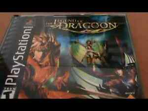 Legend of Dragoon complete in case with everything original