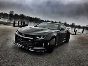 Im wanting to factory order a 2019 camaro zl1