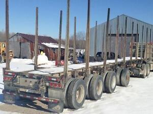 2006 Logging Trailer in New Liskeard