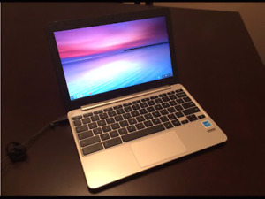 Priced to sell::: In the box Asus Chromebook***