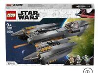 Brand NEW unopened Star Wars General Grievous Starfighter