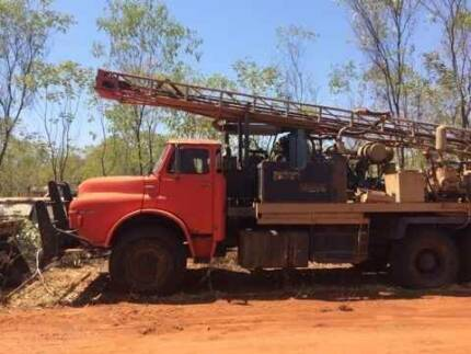 MATTHEW 1000 DRILL RIG Welshpool Canning Area Preview