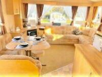 Static caravan for sale, North Wales Coast, site fees included