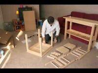 Flatpack furniture assemblers & handyman