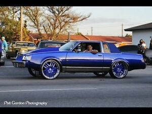 Wanted oldsmobile or buick g body