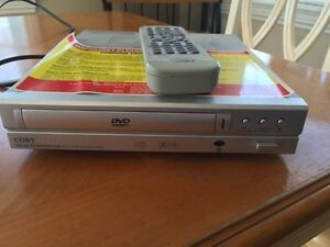 Coby DVD-224M DVD player with remote control for sale