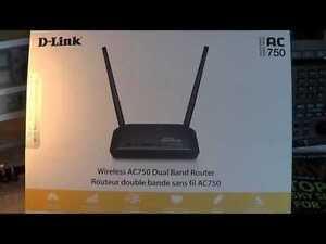 Routeur D-Link AC750