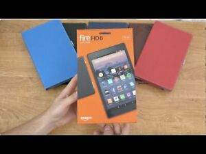 AMAZON Fire HD 8 Tablet 32G with Alexa - seal in box