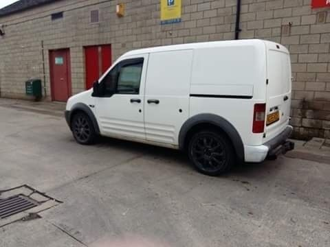 Ford transit connect crew cab sale