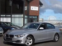 As new 2012 BMW 3 Series 2.0 320d EfficientDynamics trade in considered, credit cards accepted