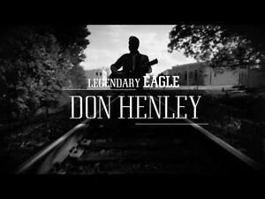Don Henley with JD & The Straight Shot Tuesday, 6/13/2017,