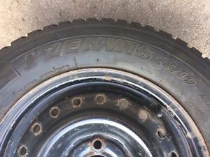 Kumho Winter Tires and Rims (5x114) Oakville / Halton Region Toronto (GTA) image 4