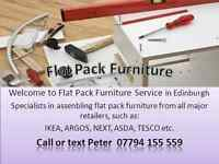Flat Pack Furniture Service /Handyman