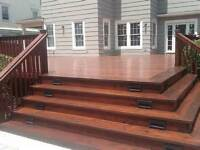 Staining/Painting/Decks/Fences/Houses/Insured/Free Quotes