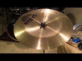 Sabian xs 20 Chinese cymbal