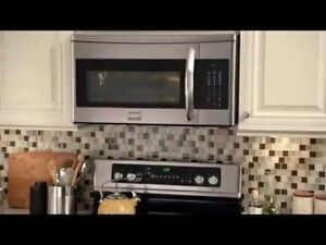 Wanted Frigidaire gallery microwave