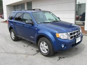 EASY FINANCING   2009 FORD ESCAPE XLT AUTOMATIC