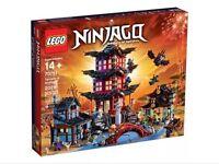 Lego 70751 Temple of Airjitzu. BNIN