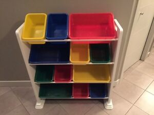 Kids Toy Stand/ Storage EUC