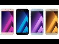 SAMSUNG GALAXY A5 2017 UNLOCKED BRAND NEW BOXED COMES WITH UK SAMSUNG WARRANTY & RECEIPT