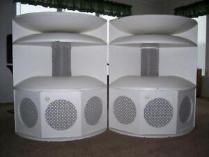 Wanted these Speakers from 1950s Large Audio Collections