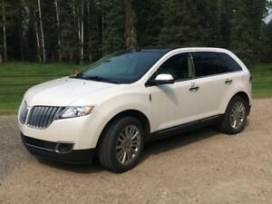 2012 Lincoln MKX / Heated/Cooled Seats / NAV /ACCIDENT FREE